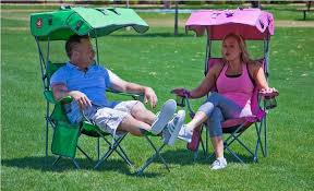 outdoor folding chair with canopy folding chair with canopy and footrest outdoor folding canopy chair