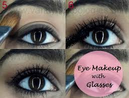 eye makeup tutorial for s who wear gles