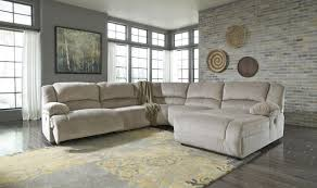 Sectional Living Room Set 5 Piece Power Reclining Sectional Living Room Set In Granite