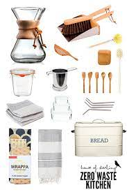 The Minimalist Guide To A Zero Waste Kitchen House Of Starling