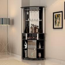 in home bar furniture. Beautiful Bar Home Bar Furniture Corner Wine Buffet Cabinet Living Room Storage Glass  Display To In
