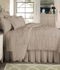 bedding gray and cream bedding ruffle duvet cover twin xl white ruffle comforter set white ruched