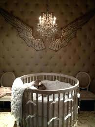 baby room chandelier awesome baby room with small chandelier and round crib kids boys bedroom lights baby room chandelier