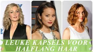 The Reasons Why We Love Dames Kapsels Kapsels Halflang Haar