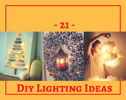 do it yourself lighting ideas. 21 diy colorful home lighting ideas do it yourself
