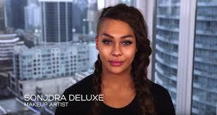 sonjdra deluxe makeup artist trusts garnier skinactive micellar water you
