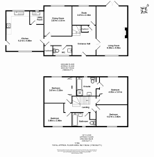 Traditional House Plans Two Story House Plans 4 Bedroom House4 Bedroom Townhouse Floor Plans