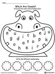 1b5607ea4b7e7ddba0d4bcb147b33375 102 best images about kids worksheets on pinterest the alphabet on free worksheets for kindergarten reading
