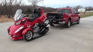 Rampage Power Motorcycle Lift | Motorcycle Trailer Review