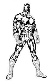 Black Panther Malvorlagen Murderthestout