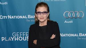 carrie fisher 2014. Wonderful Carrie Carrie Fisher U0027Star Warsu0027 Actress Stable After Inflight Cardiac Incident   CNN To Fisher 2014 0