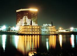 Riverdome Shreveport Seating Chart Horseshoe Casino Hotel Riverdome