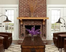 brick fireplace mantel decor 4 unusual decorating ideas wonderful decorating brick fireplace mantels a91 mantels