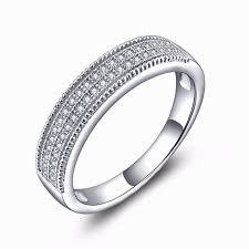 new 925 sterling silver fashion las rings whole jewellery mix lots with cz diamond for women