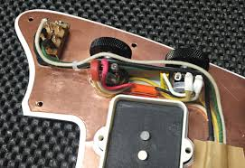 upgrading jazzmaster electronics part ii wiring mods reverb completed rhythm circuit
