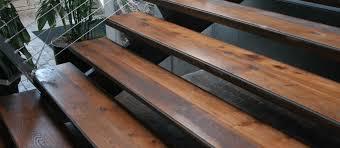 Reclaimed Antique Oak Rustic Custom Stair Treads