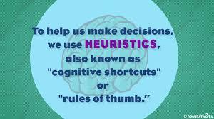 Cognitive Bias