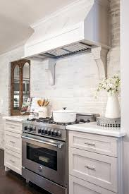 White French Country Kitchen Fixer Upper Midcentury Asian Ranch Goes French Country