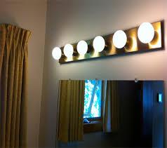 Brilliant Vanity Light Bulb Lighting Ceiling Fans Bathroom Vanity Light  Bulbs Delonho