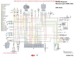 arctic cat wiring diagram wiring diagrams