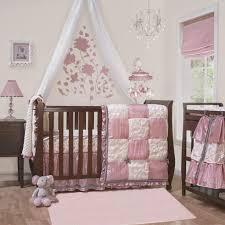 baby girl crib bedding sets bedroom cute elephant theme lostcoastshuttle