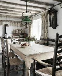 Image Chairs Farmhouse Style French Farmhouse Rustic Farmhouse Decor Restored Farmhouse Rustic Charm Pinterest 158 Best Country Cottage Diningroom Images Dining Room Lunch