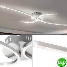 Meinelampe Design 30 Watt Led Deckenleuchte Für Ihr Schlafzimmer Nika