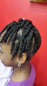 natural hair twist styles for kids