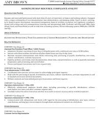Hr Resume Samples Hr Sample Resume Hr Resume Format Hr Sample Resume