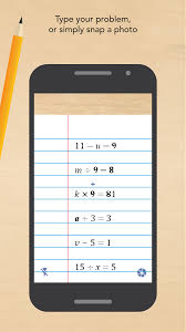 mathway android apps on google play mathway screenshot