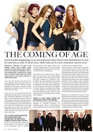 Hairbiz Year 10 Issue 6 By Mocha Publishing Issuu
