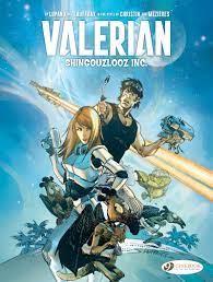 Valerian And Laureline: Shingouzlooz Inc. : Lauffray, Mathieu: Amazon.de:  Bücher