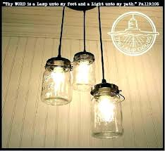 mason jar light fixture for jar light fixture how to make a mason jar chandelier