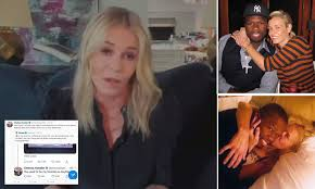 50 cent had backed trump monday after seeing supposed biden tax numbers. Chelsea Handler Explains Why She Called Out 50 Cent For Endorsing Trump Over Biden Tax Plans Daily Mail Online