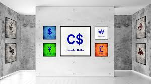 Small Picture Canada Money Currency Decorative Home Decor Wall Art Souvenir Gift