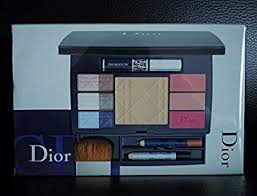 dior travel studio makeup palette collection voyage rare