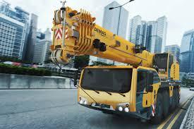 Demag Ac 100 Load Chart Ac 100 4l All Terrain Crane Demag Mobile Cranes