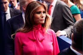 Sorry Melania Trump s Pussy Bow Blouse Doesn t Mean Anything