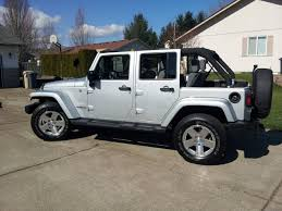 they have something like that now with the wrangler unlimited