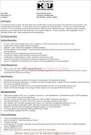 Awesome Resume Of Quantity Surveyor Images Top Resume Revision