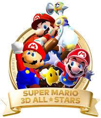 super mario 3d all stars nintendo