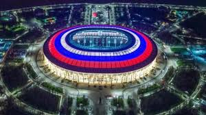 Ekaterinburg Arena Seating Chart World Cup 2018 A Guide To The Grounds Hosting Games In