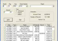 Checkbook Programs For Windows 10 Free Checkbook Software For Windows 10 Archives Pulpedagogen
