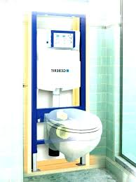 wall mount toilet with tank wall mounted toilet carrier in wall toilet tank wall hung toilet