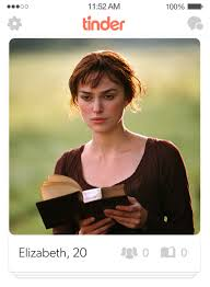 timeless tinder dating tips from jane austen kindland pride and prejudice elizabeth about darcy