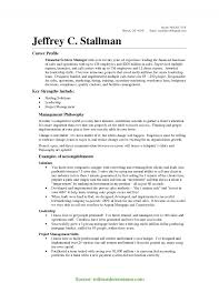 Operations Management Resume Best Operations Manager Resume Example Li RS Geer Books 22