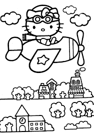 Small Picture Saying Hello Kitty Coloring Pages At Online Es Coloring Pages