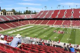Stanford Stadium Seating Chart 3d Stanford Stadium Section 212 Rateyourseats Com