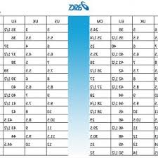 Cute Mens Vs Womens Shoe Size Chart Digibless