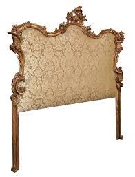 baroque headboard gorgeous velvet tufted gold ornate headboard